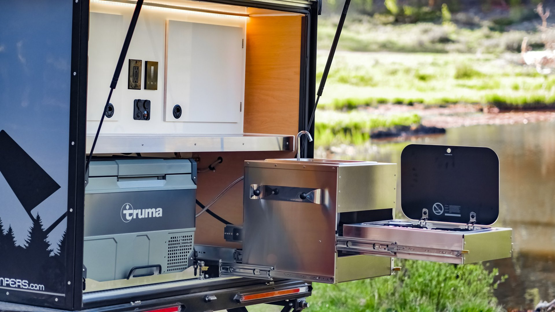 Boreas Off Road Trailers Built For Adventure