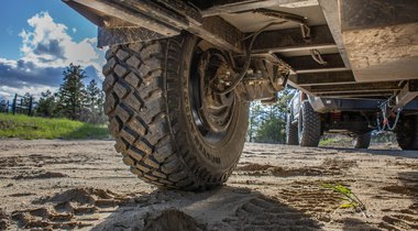 Why Axle-less Suspension is Standard on the Boreas