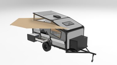 Into the Wild Overland Announces New Trailer: XT12