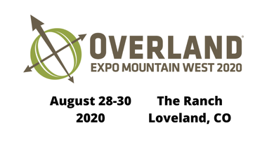 Overland Expo comes to Colorado!