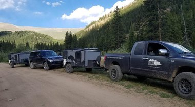 HAGERMAN PASS TRIP REPORT
