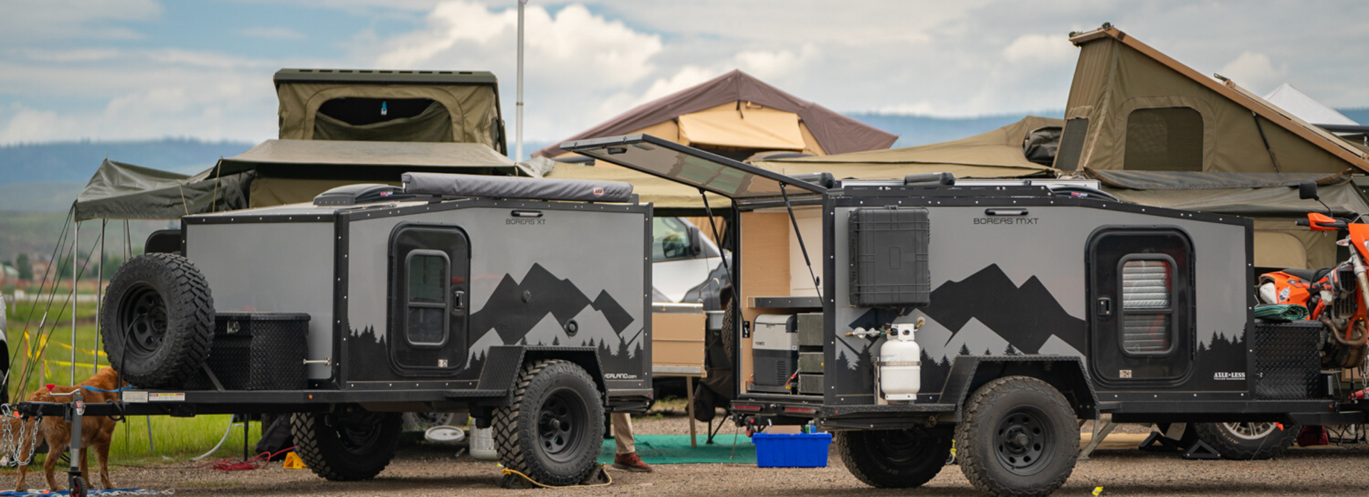Into The Wild Overland Camper Dealers are Reliable and Reputable