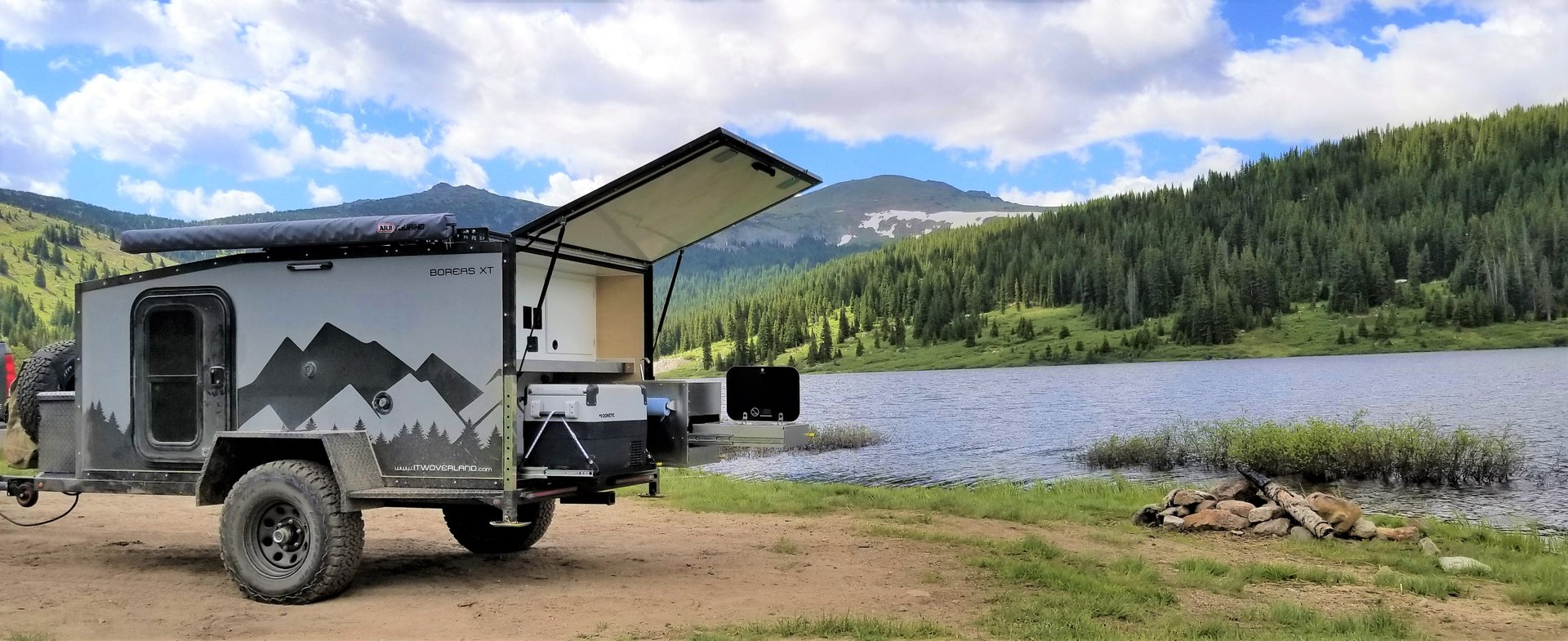 Camper Rental in Colorado | Into The Wild Overland