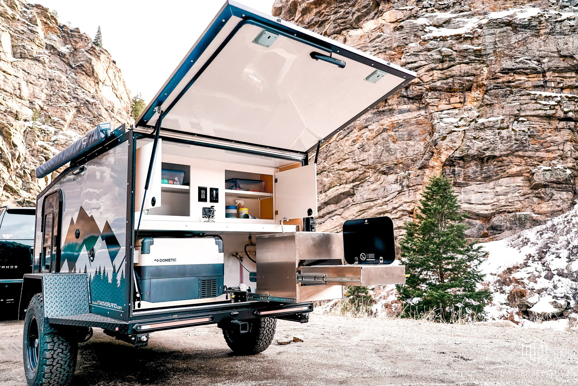 Camper Storage Ideas to Make Your Next Trip More Enjoyable